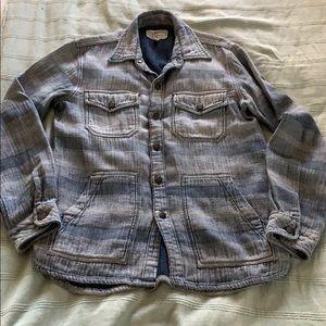 Current/Elliott - Long sleeve Cotton Button Down
